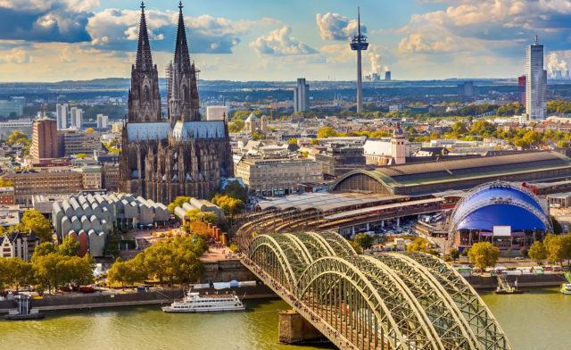 Wizzair Дешево! Осенью из Украины в Германию от 35 евро в обе стороны.