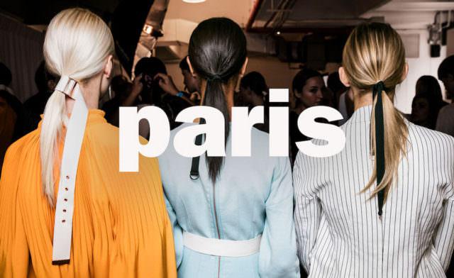 Неделя высокой моды в Париже стартует уже завтра!