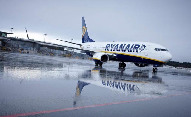 Ryanair: roundtrip Вильнюс — Барселона за 60 евро!