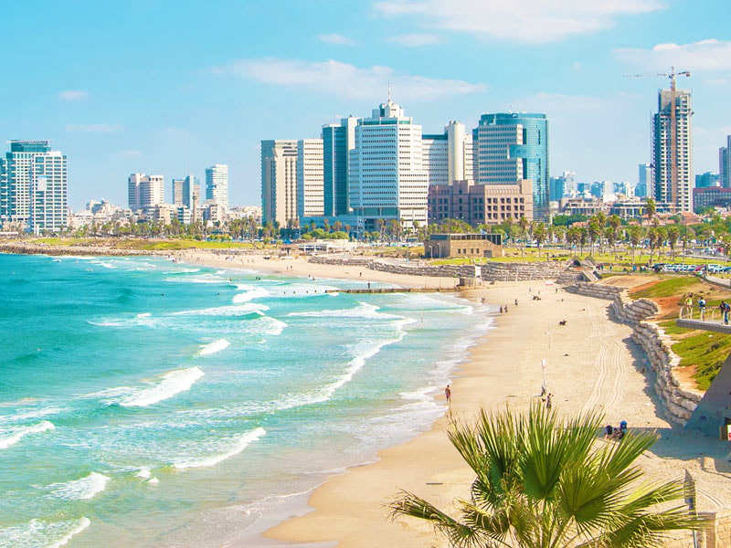 Из Польши в Тель-Авив и обратно за 53 евро! Лето 2017