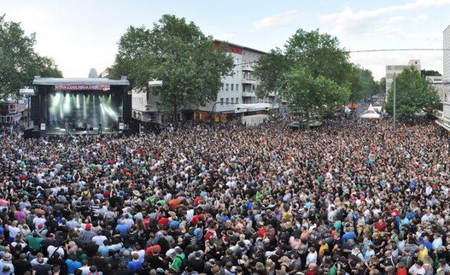 Уже завтра стартует музыкальный фестиваль «Bochum Total» в Германии!
