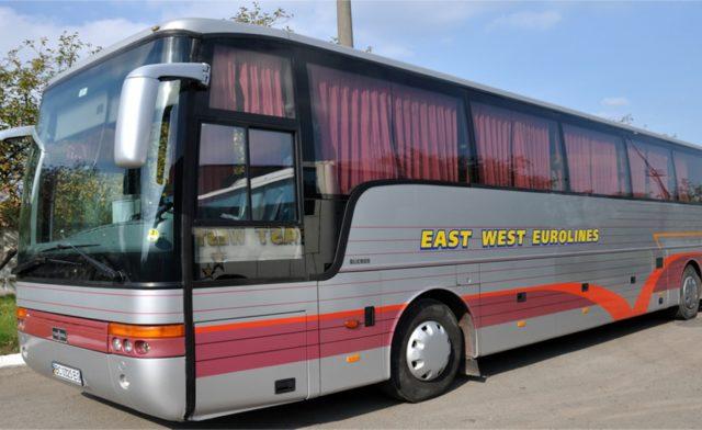 East West Eurolines – из Львова в  Варшаву от 111 гривен!