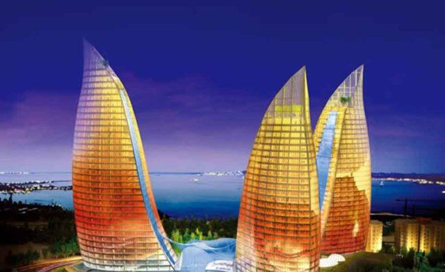 Киев – Баку и обратно от 60 евро!
