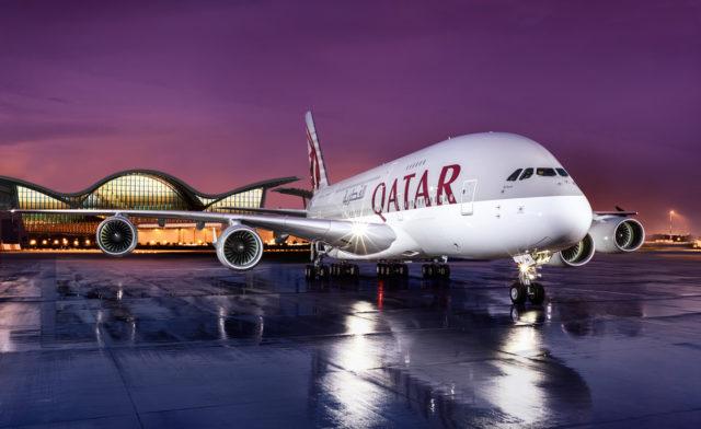 Новый рейс от Qatar Airways Киев — Доха уже в августе.