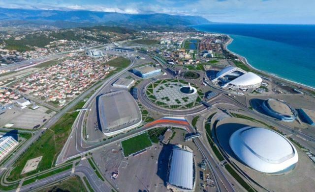 Победа: авиабилеты Москва — Сочи 60 евро за Roundtrip!
