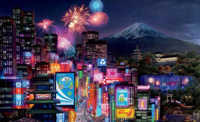 Токио 426€ за авиабилеты туда обратно.