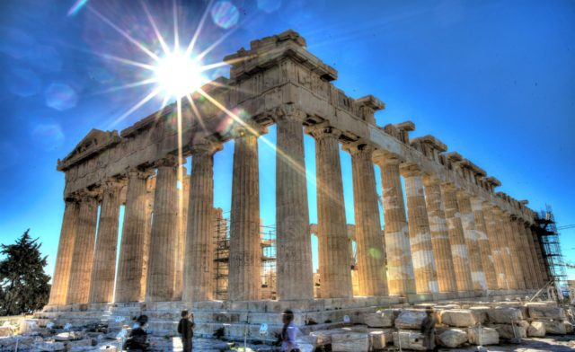 Спецпредложение в Афины от Aegean! Цены от 75 евро