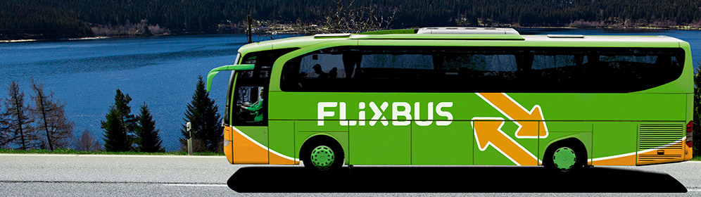 Путешествия по Европе за 1 евро от Flixbus!