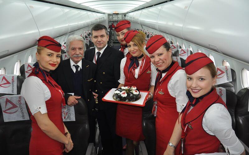 Перелёт в Стамбул 2 стороны за 84 евро от AtlasGlobal!