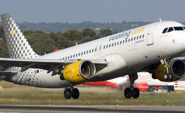130 маршрутов от Vueling по €19,99!