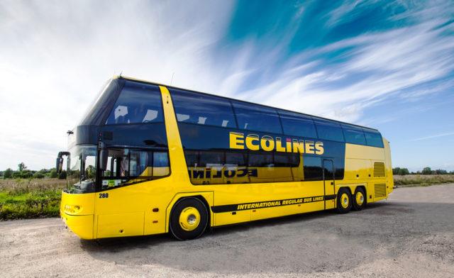 Распродажа Ecolines 50% скидки!