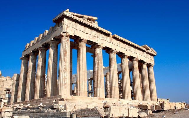 Новый год в Афинах за 80 евро!