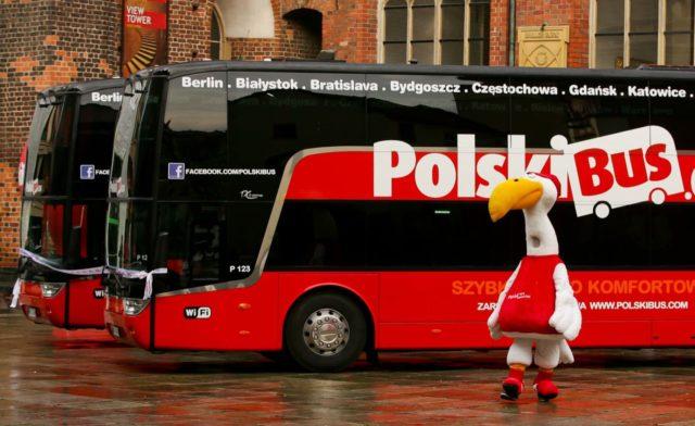 За 1 злотый по Европе – легко! Акция от Polski Bus