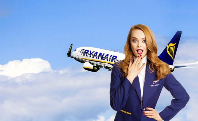20% скидка на 2 миллиона билетов от Ryanair!