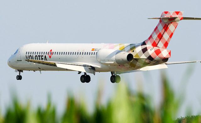 Авиабилеты по 0,30 евро от Volotea