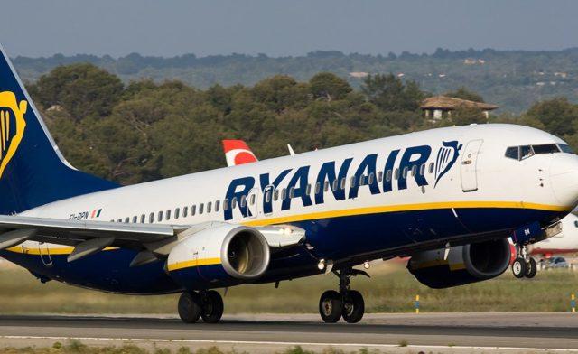 Авиабилеты по 4 евро от Ryanair!