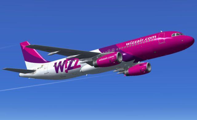 Новые рейсы от Wizz Air!