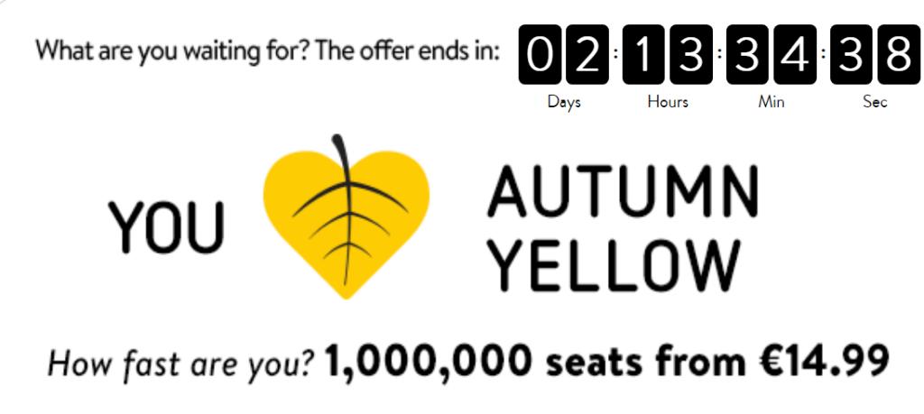 Распродажа авиабилетов Vueling от 14.99 евро