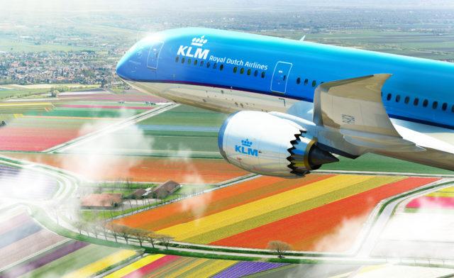 Распродажа KLM. Суперцены на round trip!