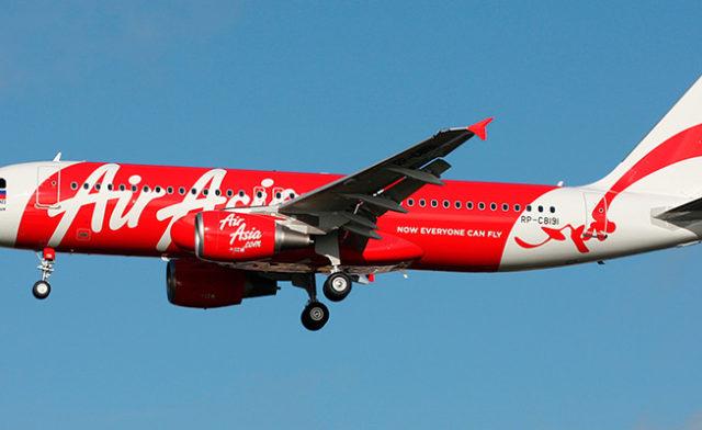 Распродажа авиабилетов Air Asia от $6!