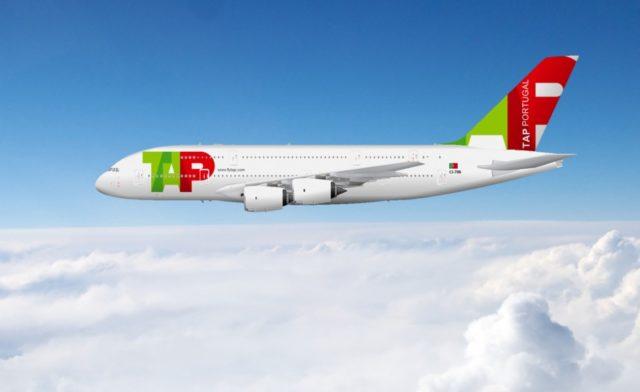 Билеты по 26 евро с TAP Portugal!