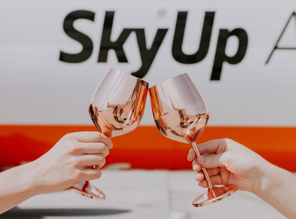 Киев Брно — новый рейс от СкайАп